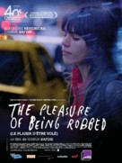The Pleasure of Being Robbed - French Movie Poster (xs thumbnail)