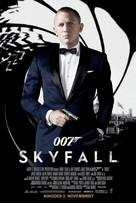 Skyfall - Estonian Movie Poster (xs thumbnail)