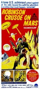 Robinson Crusoe on Mars - Australian Movie Poster (xs thumbnail)