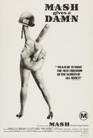 MASH - Australian Movie Poster (xs thumbnail)