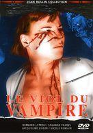Le viol du vampire - French DVD cover (xs thumbnail)
