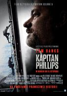 Captain Phillips - Polish Movie Poster (xs thumbnail)
