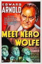 Meet Nero Wolfe - Movie Poster (xs thumbnail)