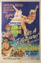 It's a Pleasure - Movie Poster (xs thumbnail)