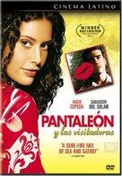 Pantaleón y las visitadoras - DVD cover (xs thumbnail)