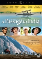 A Passage to India - DVD movie cover (xs thumbnail)