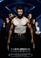 X-Men Origins: Wolverine - Finnish Movie Poster (xs thumbnail)