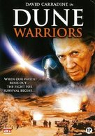 Dune Warriors - Dutch DVD cover (xs thumbnail)