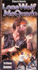 Lone Wolf McQuade - VHS cover (xs thumbnail)
