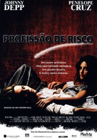 Blow - Brazilian Movie Poster (xs thumbnail)