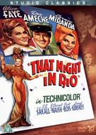 That Night in Rio - British DVD cover (xs thumbnail)
