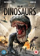 Age of Dinosaurs - British Movie Cover (xs thumbnail)