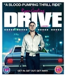 Drive - British Movie Cover (xs thumbnail)