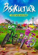 Bikes - Turkish Movie Poster (xs thumbnail)
