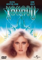 Xanadu - Finnish Movie Cover (xs thumbnail)