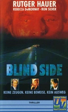 Blind Side - German VHS movie cover (xs thumbnail)