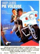 Burglar - French Movie Poster (xs thumbnail)