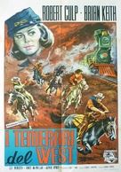The Raiders - Italian Movie Poster (xs thumbnail)