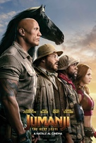 Jumanji: The Next Level - Italian Movie Poster (xs thumbnail)