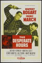 The Desperate Hours - Movie Poster (xs thumbnail)