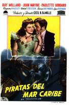 Reap the Wild Wind - Spanish Movie Poster (xs thumbnail)