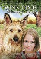 Because of Winn-Dixie - German Movie Poster (xs thumbnail)