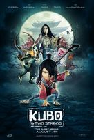 Kubo and the Two Strings - Movie Poster (xs thumbnail)