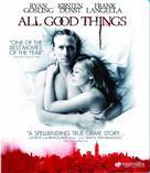 All Good Things - Blu-Ray movie cover (xs thumbnail)