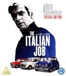 The Italian Job - British Movie Cover (xs thumbnail)