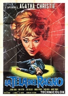The Spider's Web - Italian Movie Poster (xs thumbnail)