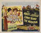 Comin' Round the Mountain - Movie Poster (xs thumbnail)