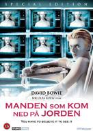The Man Who Fell to Earth - Danish DVD cover (xs thumbnail)