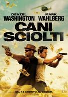 2 Guns - Italian Movie Poster (xs thumbnail)