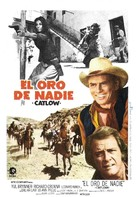 Catlow - Spanish Movie Poster (xs thumbnail)