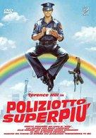 Poliziotto superpiù - Italian DVD cover (xs thumbnail)