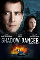 Shadow Dancer - Canadian DVD cover (xs thumbnail)