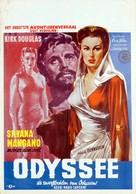 Ulisse - Dutch Movie Poster (xs thumbnail)