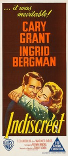 Indiscreet - Australian Movie Poster (xs thumbnail)