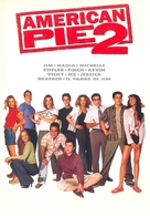 American Pie 2 - Italian DVD cover (xs thumbnail)