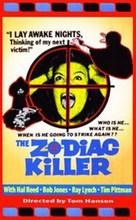 The Zodiac Killer - VHS movie cover (xs thumbnail)