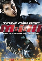 Mission: Impossible III - Polish Movie Poster (xs thumbnail)