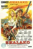 Shalako - Australian Movie Poster (xs thumbnail)