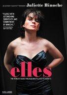Elles - DVD cover (xs thumbnail)