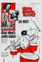 The Gene Krupa Story - Swedish Movie Poster (xs thumbnail)