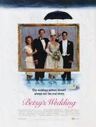 Betsy's Wedding - Movie Poster (xs thumbnail)