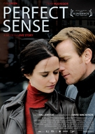 Perfect Sense - German Movie Poster (xs thumbnail)