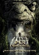 Jack the Giant Slayer - Spanish Movie Poster (xs thumbnail)