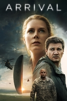 Arrival - DVD movie cover (xs thumbnail)