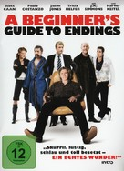 A Beginner's Guide to Endings - German DVD movie cover (xs thumbnail)