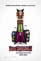 Hotel Transylvania 3: Summer Vacation - Slovak Movie Poster (xs thumbnail)